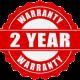Ivory Dent 2 years warranty